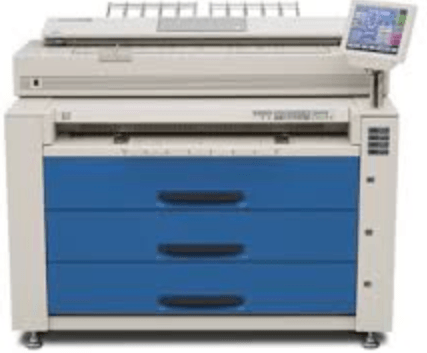 KIP 9000 front