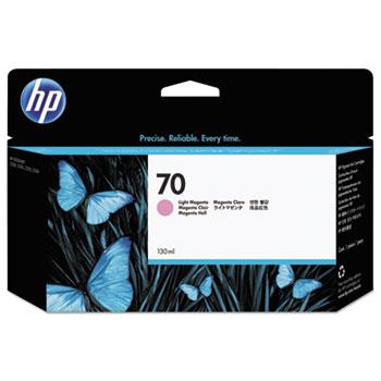 HP 70 Light Magenta Original Ink Cartridge 130ml