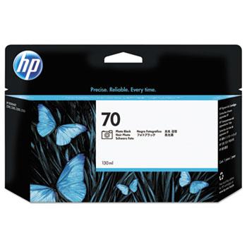 HP 70, Photo Black Original Ink Cartridge 130ml