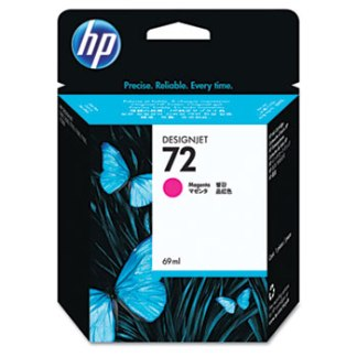 HP 72 Magenta Original Ink Cartridge 69ml