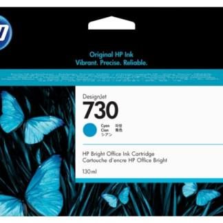 HP 730 130-ml Magenta DesignJet Ink Cartridge