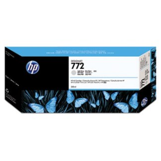 HP 772 Light Gray Original Ink Cartridge 300ml