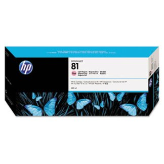 HP 81 Light Magenta Original Ink Cartridge