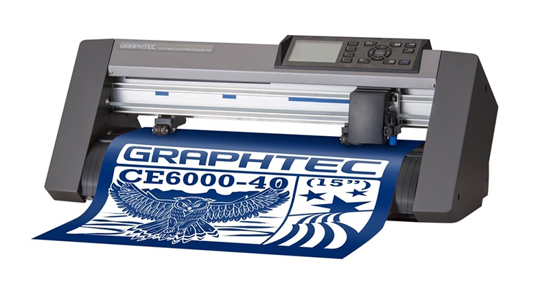 Graphtec CE6000 without stand