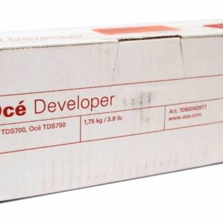 OCE Black Developer tds700/750