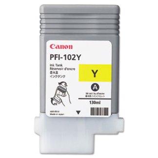 PFI 102 Yellow Logo