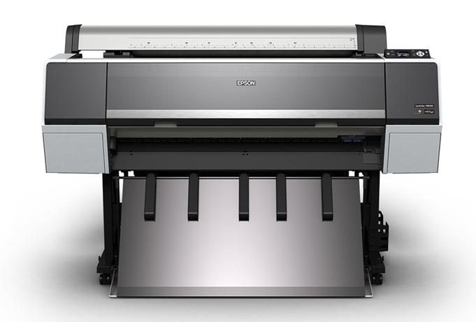 Epson SureColor P8000 Front