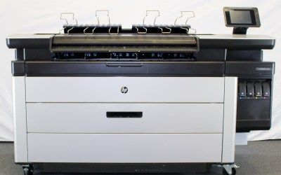 Used HP PageWide XL 4000 – SN:Q005