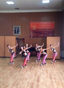 Половецки танци НУМТИ Пловдив4