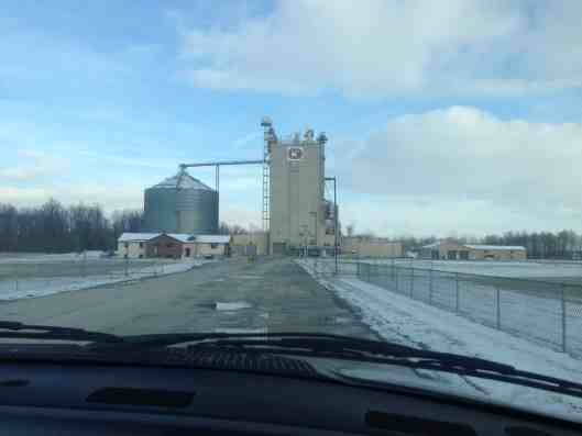 Cooper Farms Feedmill FR