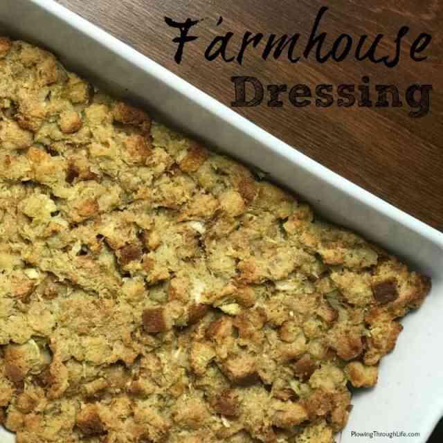 farmhouse dressing recipe