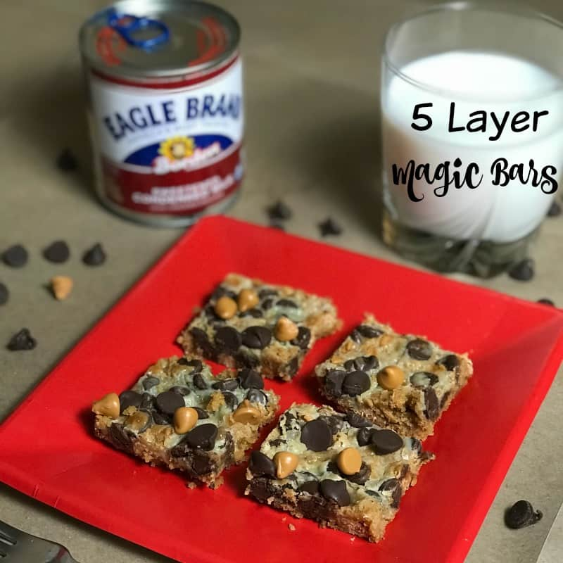 easy bar cookies
