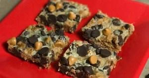 Delicious Bar Cookie Recipe