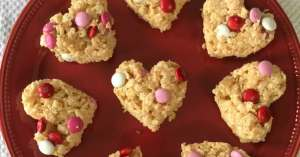 easy Valentine snack food
