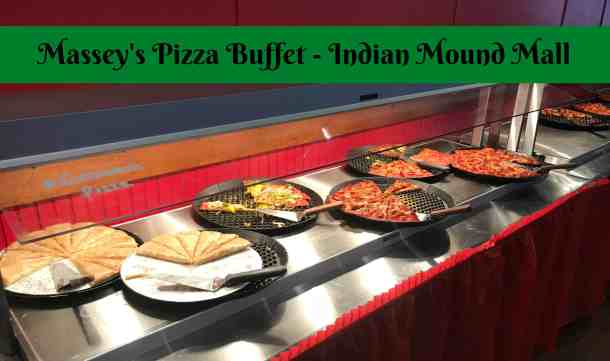food at indian mound mall