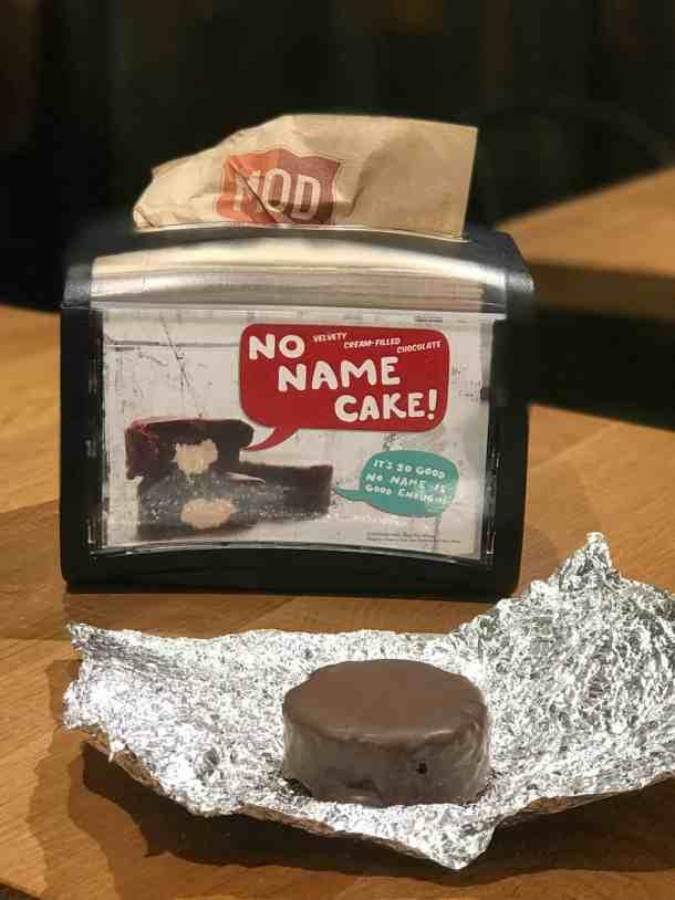 no name cake