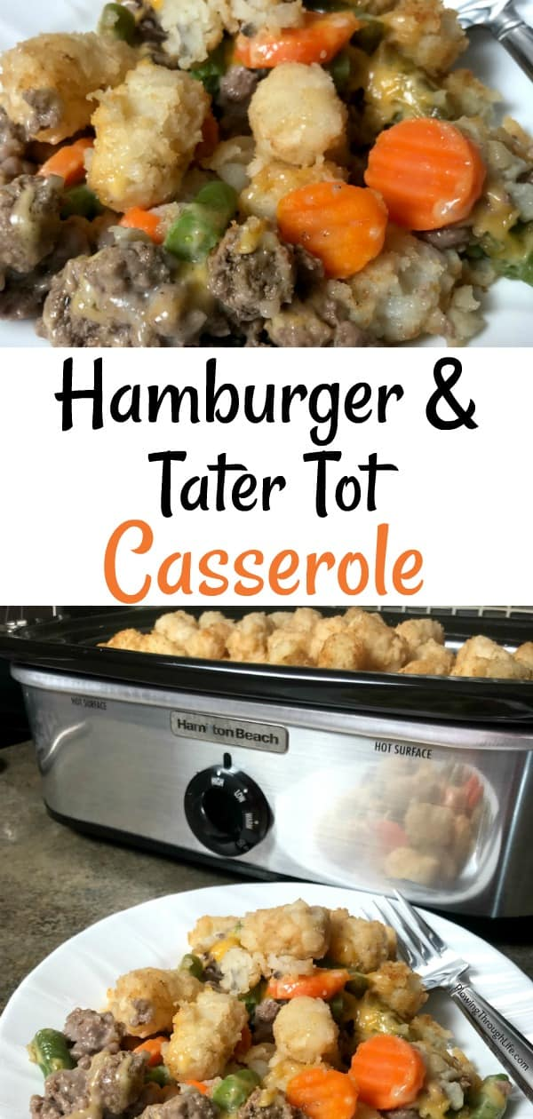 This is an easy family meal that kids and everyone can eat and enjoy. It is a very easy meal to make in a casserole slow cooker. We made a big batch so that we would have freezer meals too!