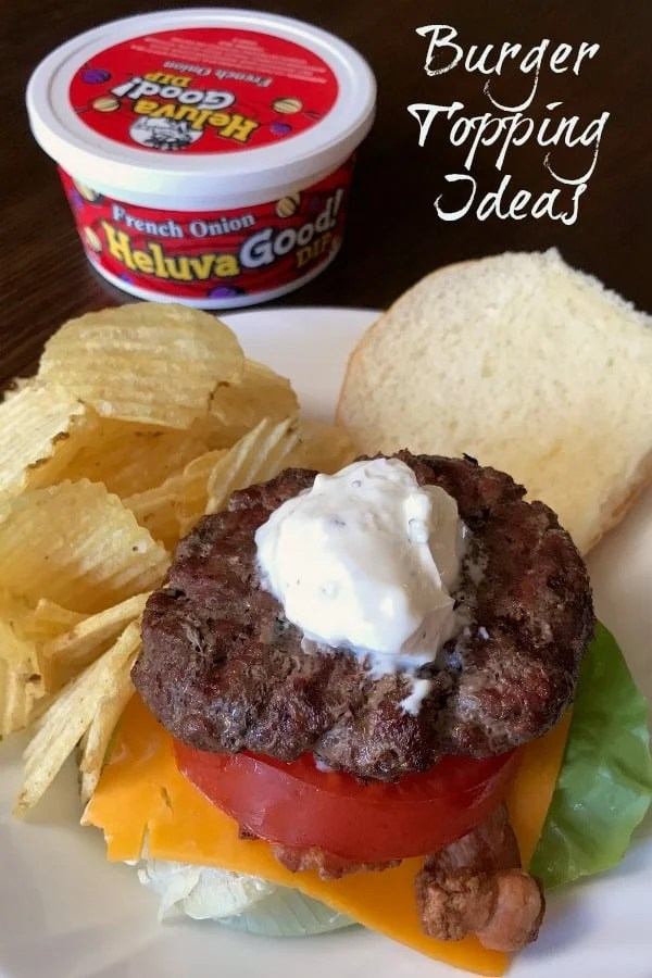 easy new burger ideas at home