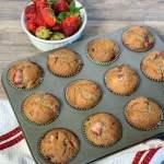 Best Strawberry Muffins