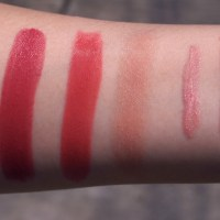 Launch today: Bobbi Brown Rose Gold Collection: Lip Colors Swatches