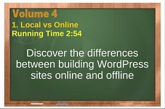 plr4wp Vol 4 Video 1 Local vs Online