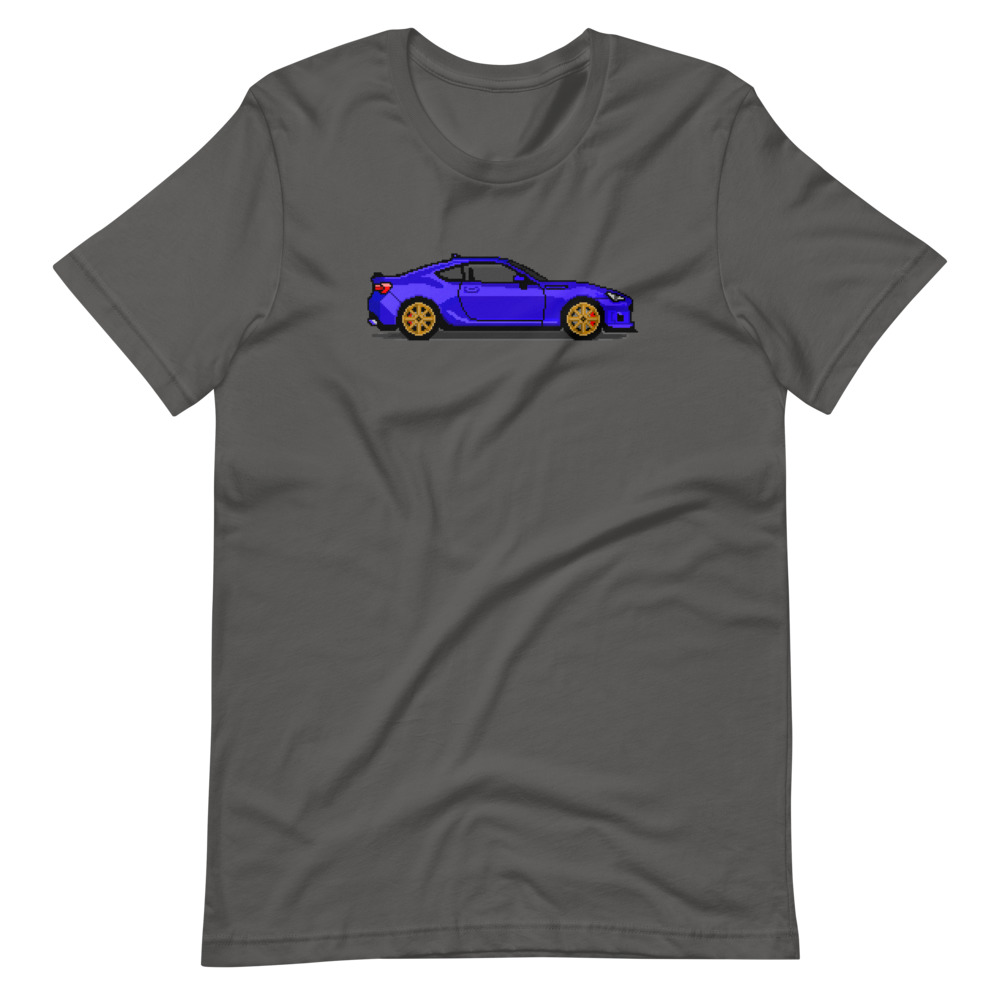 Retro Sports Car Shirt