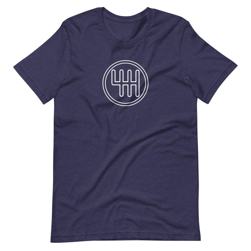 Manual Transmission Shift Pattern Shirt
