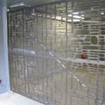 'Pebbles' Garage Door (Wellington Road, St. Kilda)