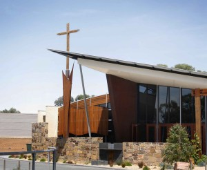 Church Cladding