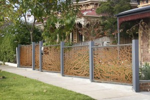'Cellular' Fencing
