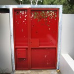 Decorative Metal Security Doors-06