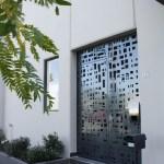 'Cityscape' Security Door
