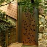 'Vines' Security Door