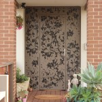 Decorative Metal Security Doors-14