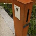 Freestanding Mailbox