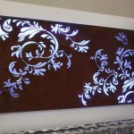 'French Lace' Lightbox
