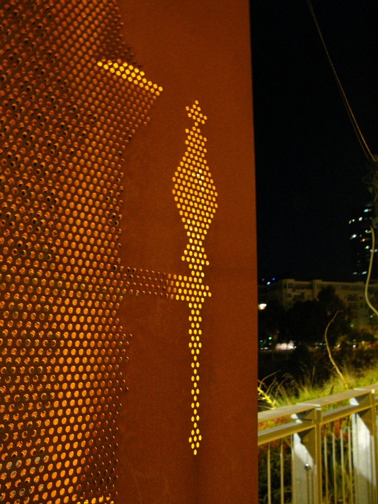 Lightbox (Church Street Bridge, Cremorne)