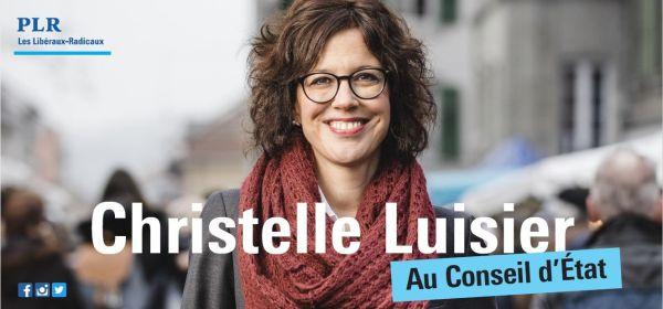 Christelle Luisier