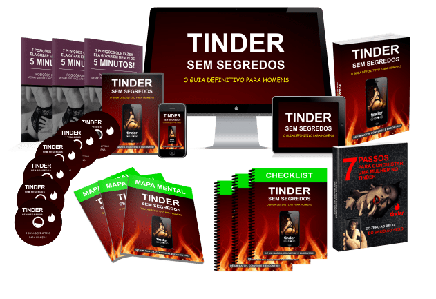 Tinder sem segredos - PLR