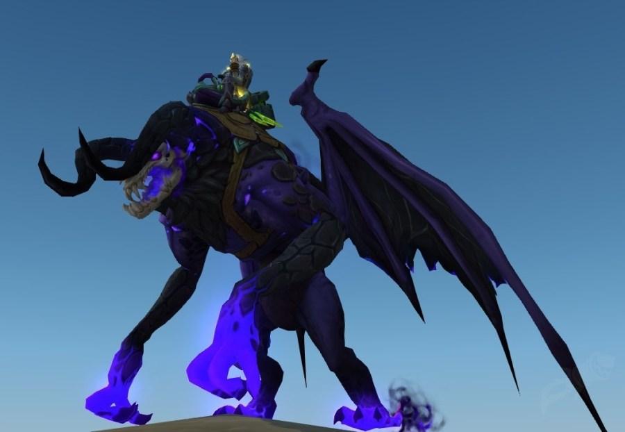 【美服】魔兽世界坐骑:安托兰阴暗恶犬[代打]/阿古斯团队的荣耀[成就]@PLS173.com