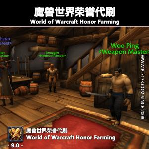 魔兽世界代练:荣誉代刷