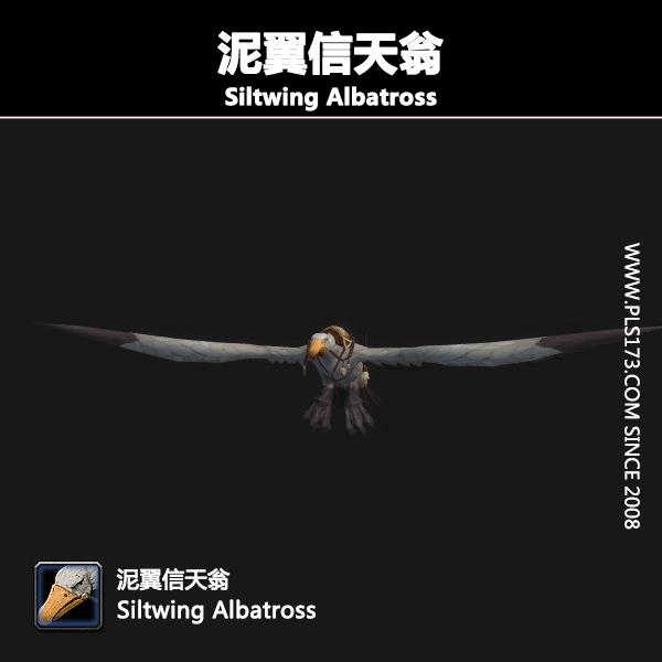 Siltwing Albatross泥翼信天翁