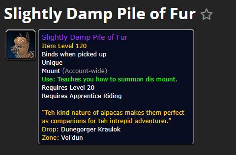 一堆略微发潮的皮毛(茉莉)Slightly Damp Pile of Fur(Mollie)@PLS173.com