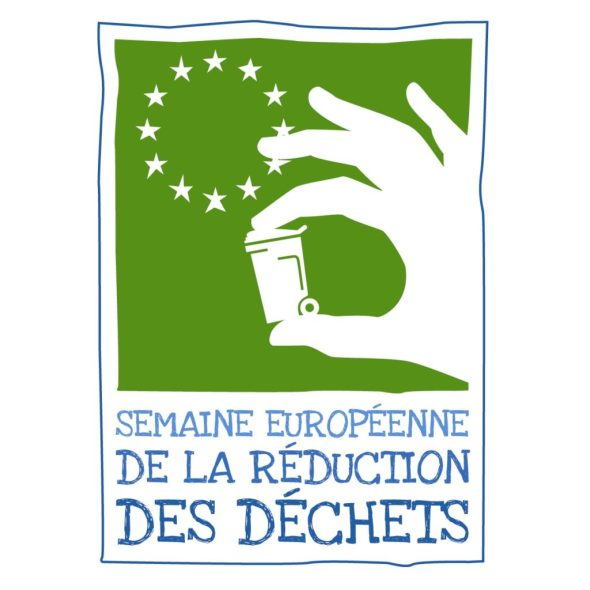 Label UE Semaine de la Réduction des Déchets / EU label European Waste Reduction Week