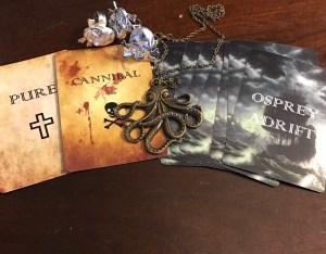 Osprey Adrift on Kickstarter