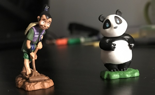 Takenoko Gardener and Panda.JPG
