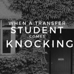 When Transfer Music Students Come Knocking