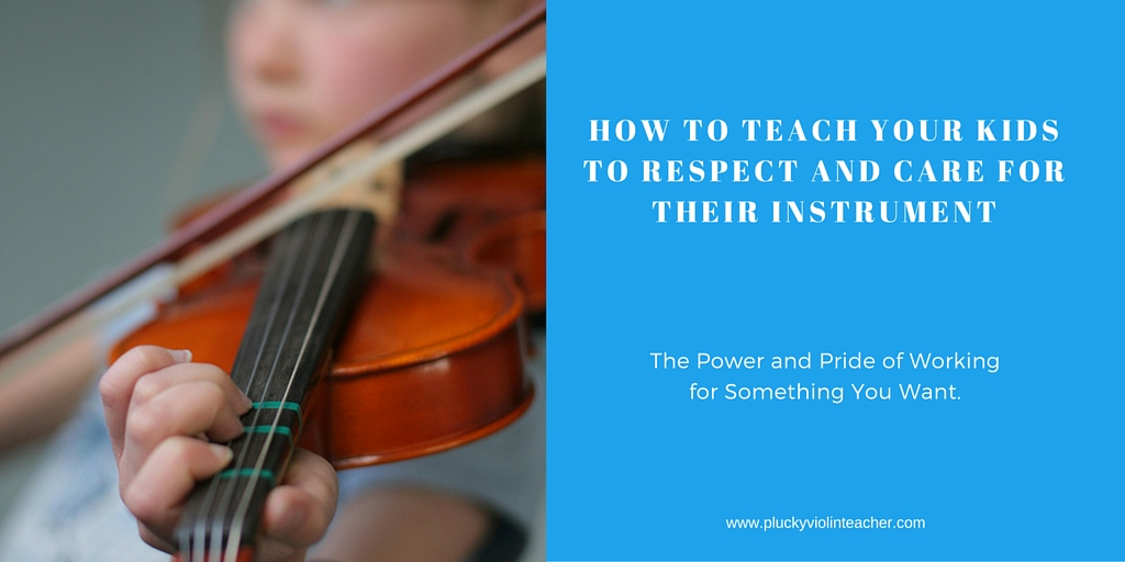Kids treat their instruments like toys? Even though you begged them to be careful? Here's what you need to know...