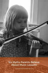 Do you have any of these false beliefs about music lessons?