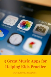 The best music apps for young musicians...